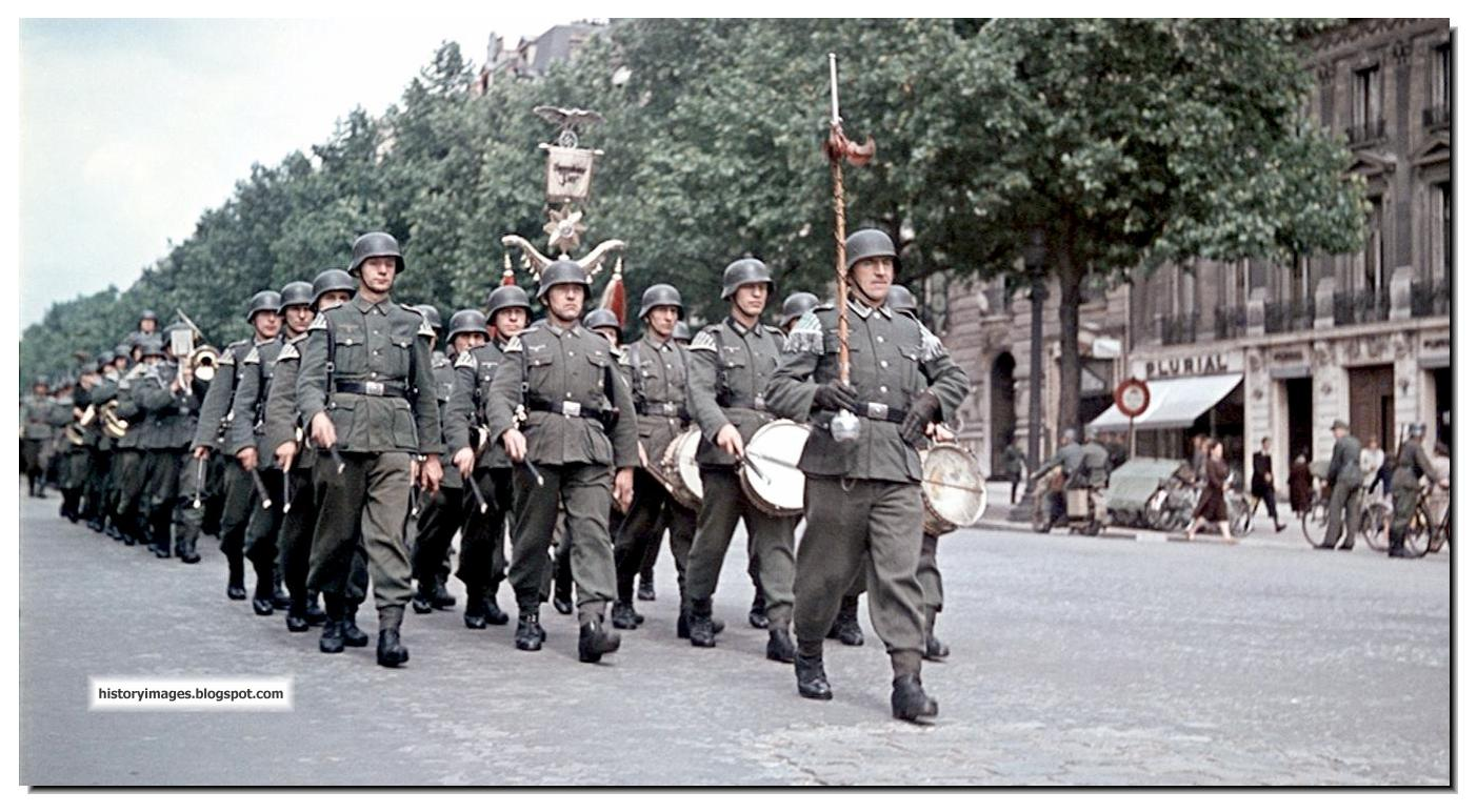 the german army during the interwar A look at the uniforms and infantry weapons of the german army during the second world war  german army equipment of the second world war , .