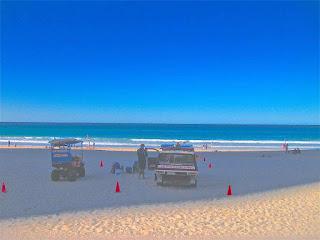 Surfers Paradise Beach 2010