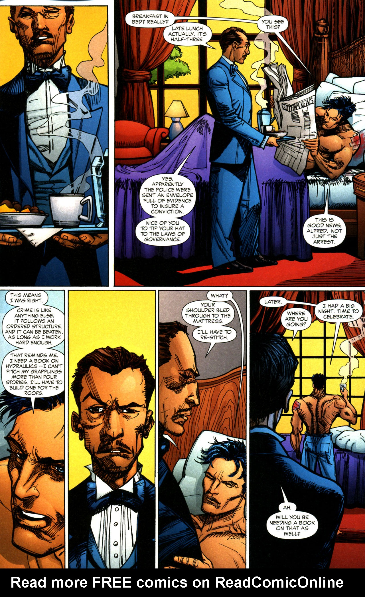 Batman Confidential Issue #7 #7 - English 10