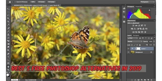 Best 5 Free Photoshop Alternatives In 2019