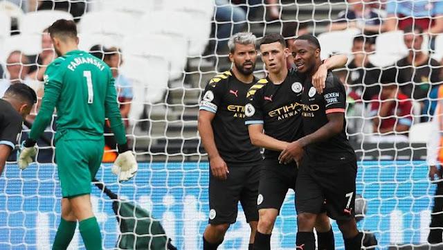 Klasemen Liga Inggris: Manchester City Memimpin di Pekan Pertama