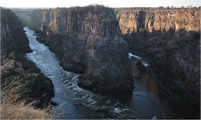 Cataratas Vitoria – Zâmbia e Zimbabwe