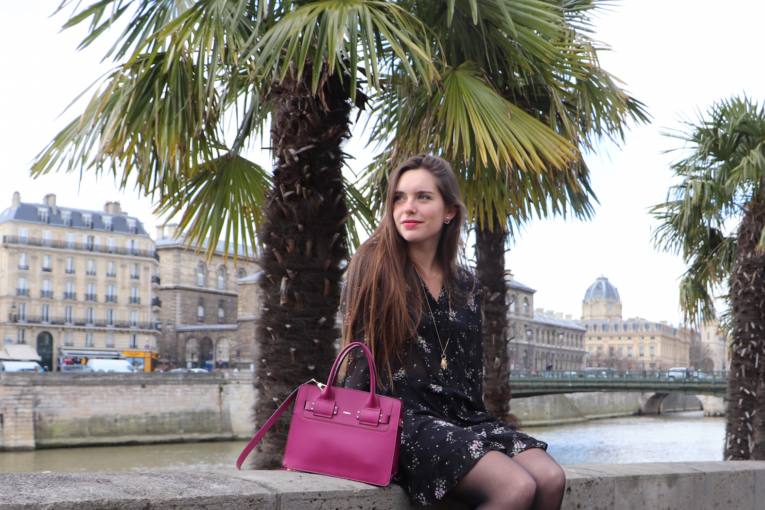 robe volantée H&M 6