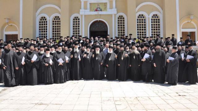 Παρουσία του Αρχιεπισκόπου Ιερωνύμου η Πανθρακική Ιερατική Σύναξη στην Αλεξανδρούπολη