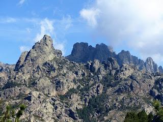 Aiguilles de Bavella - Corse - France