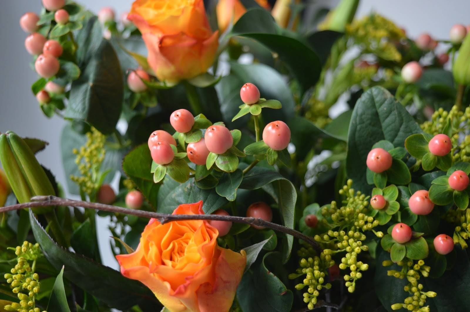 Blossoming Gifts Flowers by Post