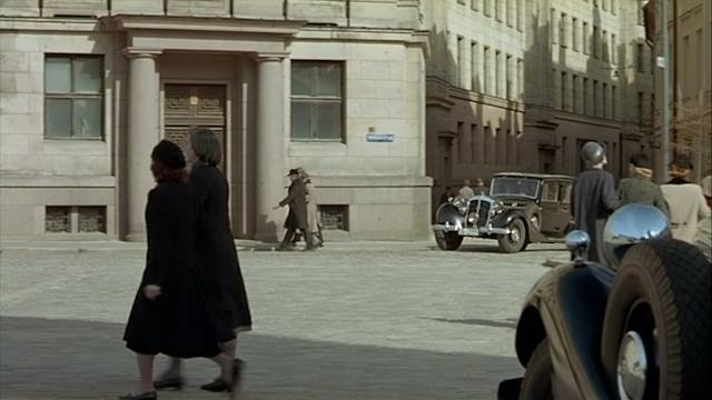 Werner Herzog, Invincible, Riga, film, 2018, 2001,