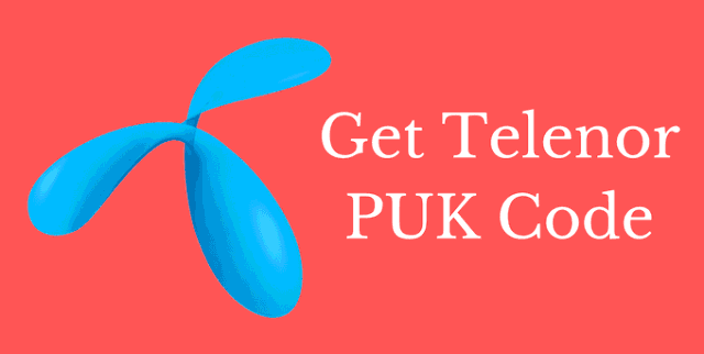 get-telenor-puk-code-within-2-minutes
