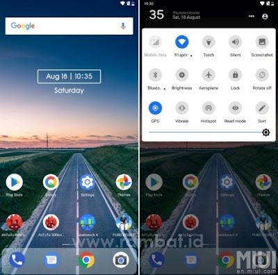 Tema Xiaomi MIUI 8 / MIUI 9 Terbaik dan Populer - Pinneaple