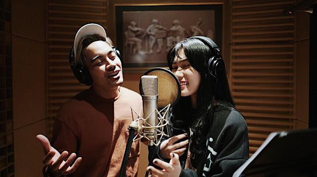 Lagi ini, lagi trend, lagi hits, Isyana dan Gamaliel Lagu Aladdin