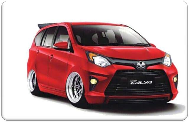 Promo Angsuran Toyota Calya
