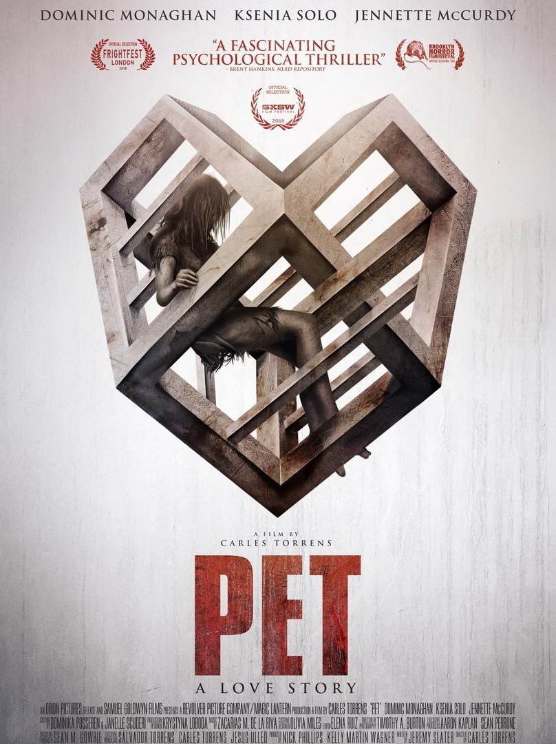 Đánh giá phim: Pet (2016) - Một tình yêu bệnh hoạn