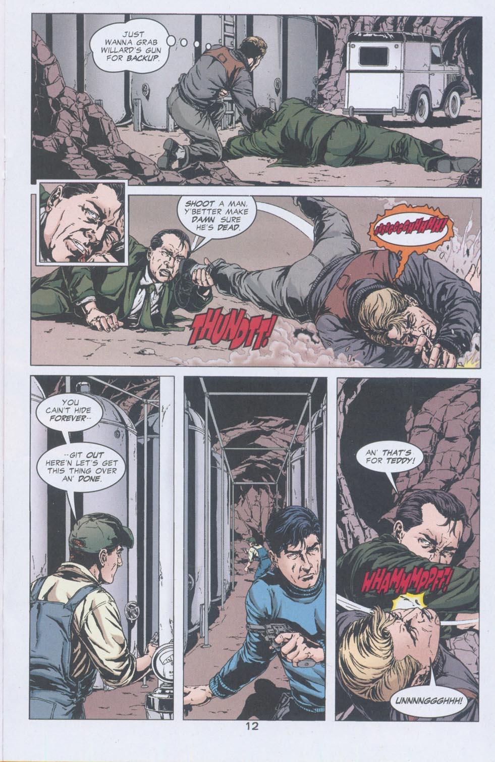 Read online American Century comic -  Issue #13 - 13