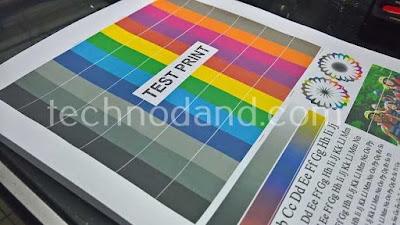 Mengatasi Hasil Cetakan Printer Epson 1390 Cacat atau Loncat-Loncat bergaris