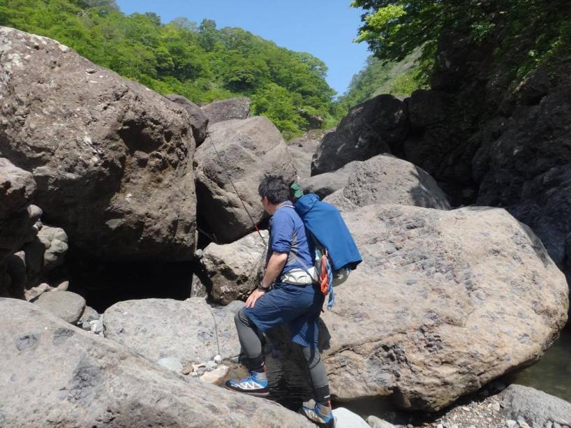 tenkara-fisher: Keiryu Wading Gear
