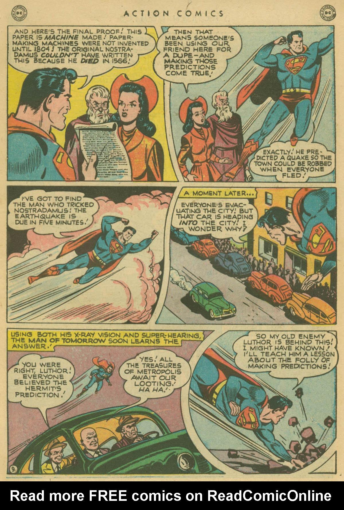 Action Comics (1938) 125 Page 9