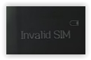 Huawei Mobile WiFi  - invalid SIM