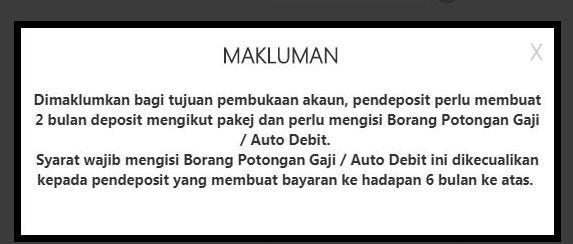 Percuma RM500 Bila Buka Akaun SSPN1M-i Plus