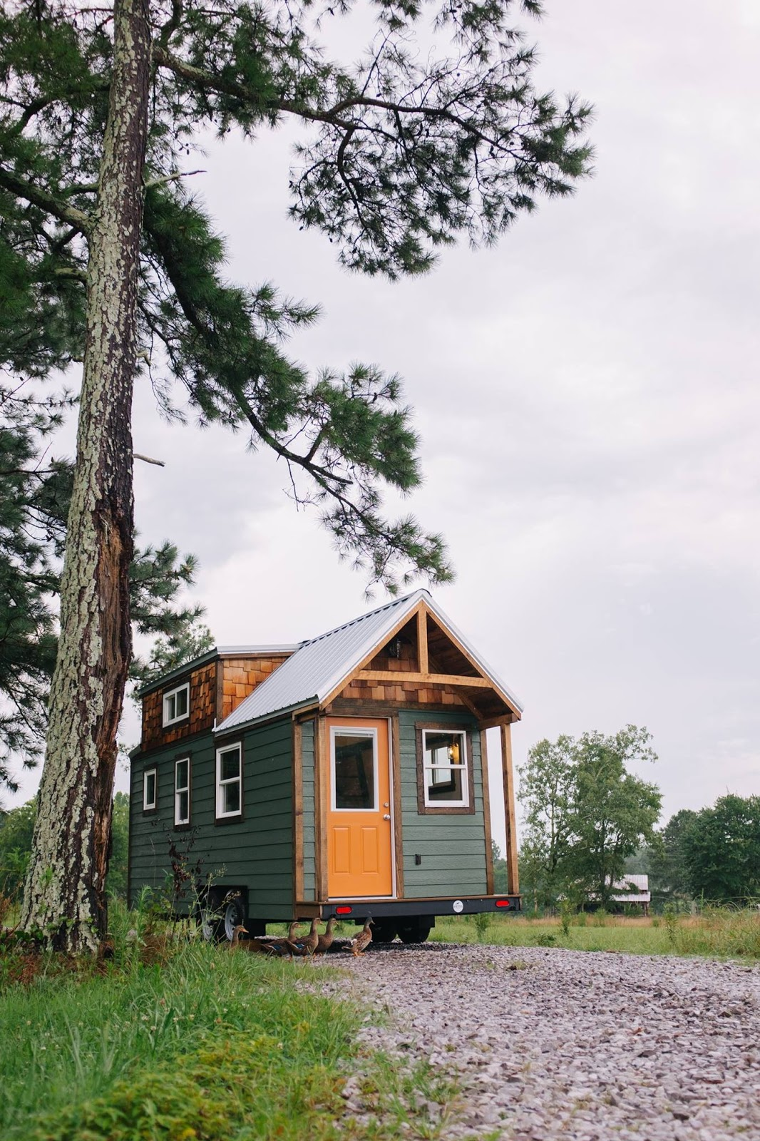 Tiny House Town The Acadia From Wind River Tiny Homes