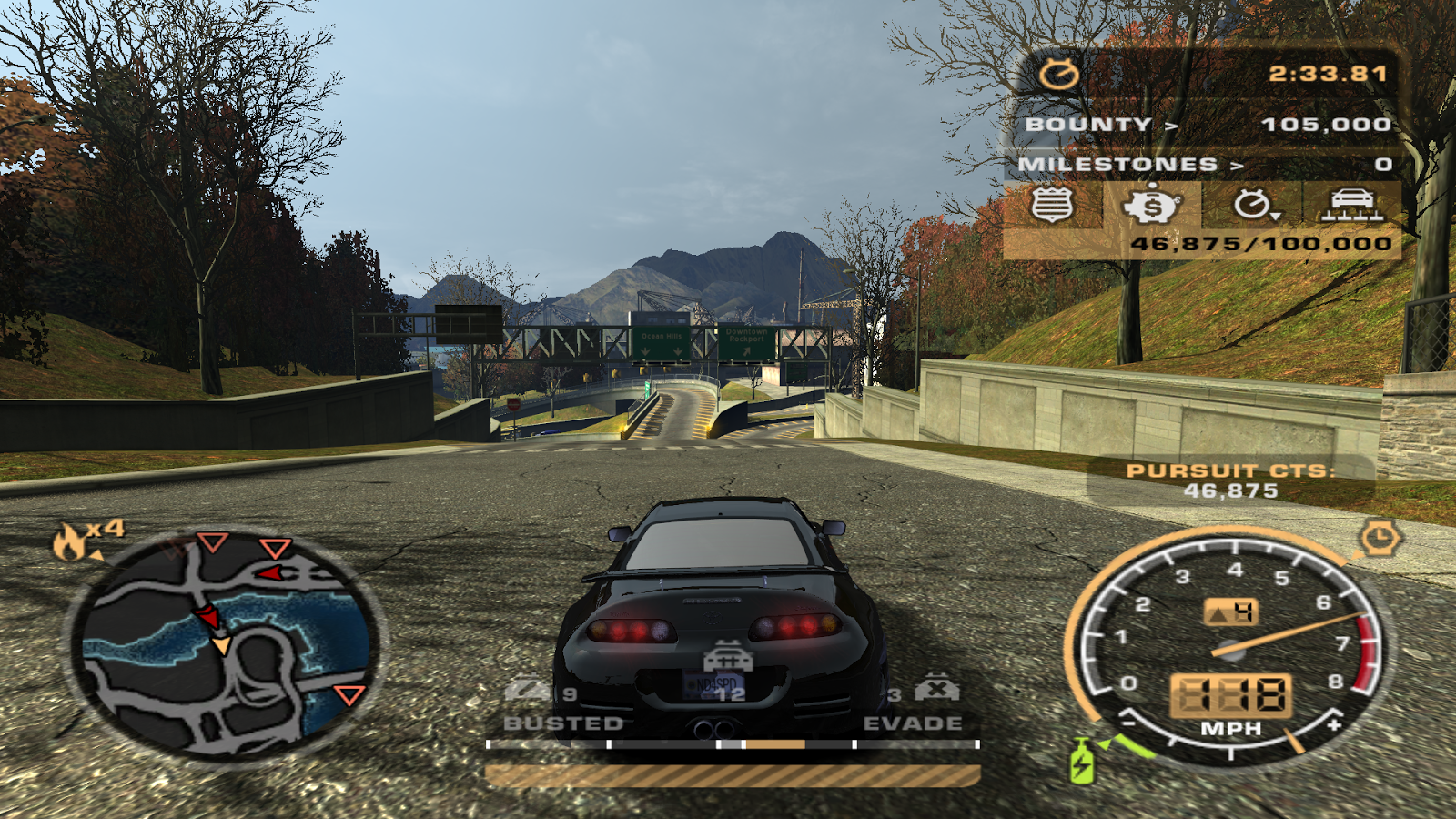 Need For Speed Most Wanted Black Edition Download PC Game ...
