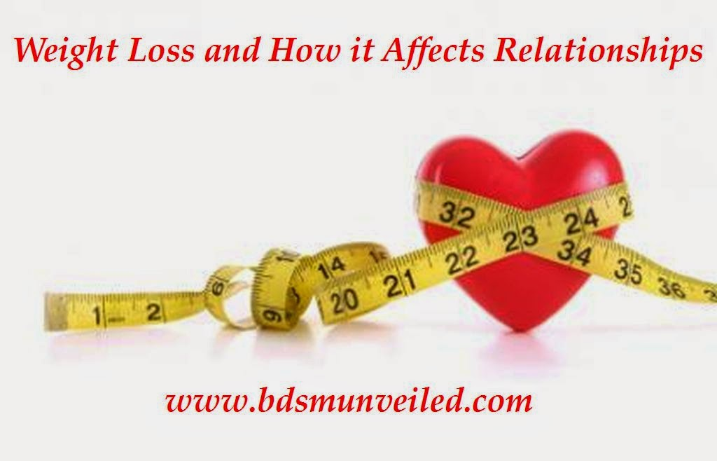 Relationships and Weight Loss