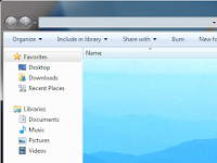 Cara Menambahkan Background Images Ke Folders Pada Windows