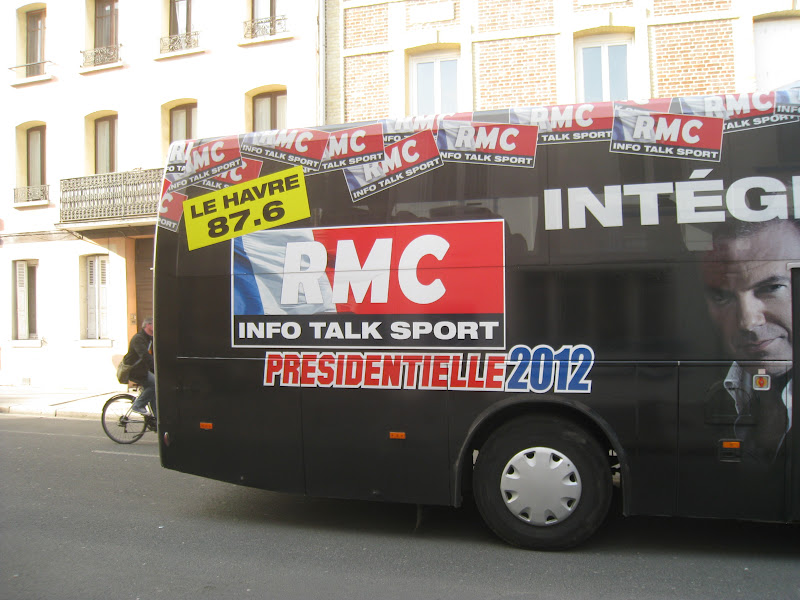 jean michel harel car rmc le havre en normandie pr sidentielles 2012. Black Bedroom Furniture Sets. Home Design Ideas