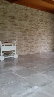 Pose sol et habillage mur Villiers-en-Plaine