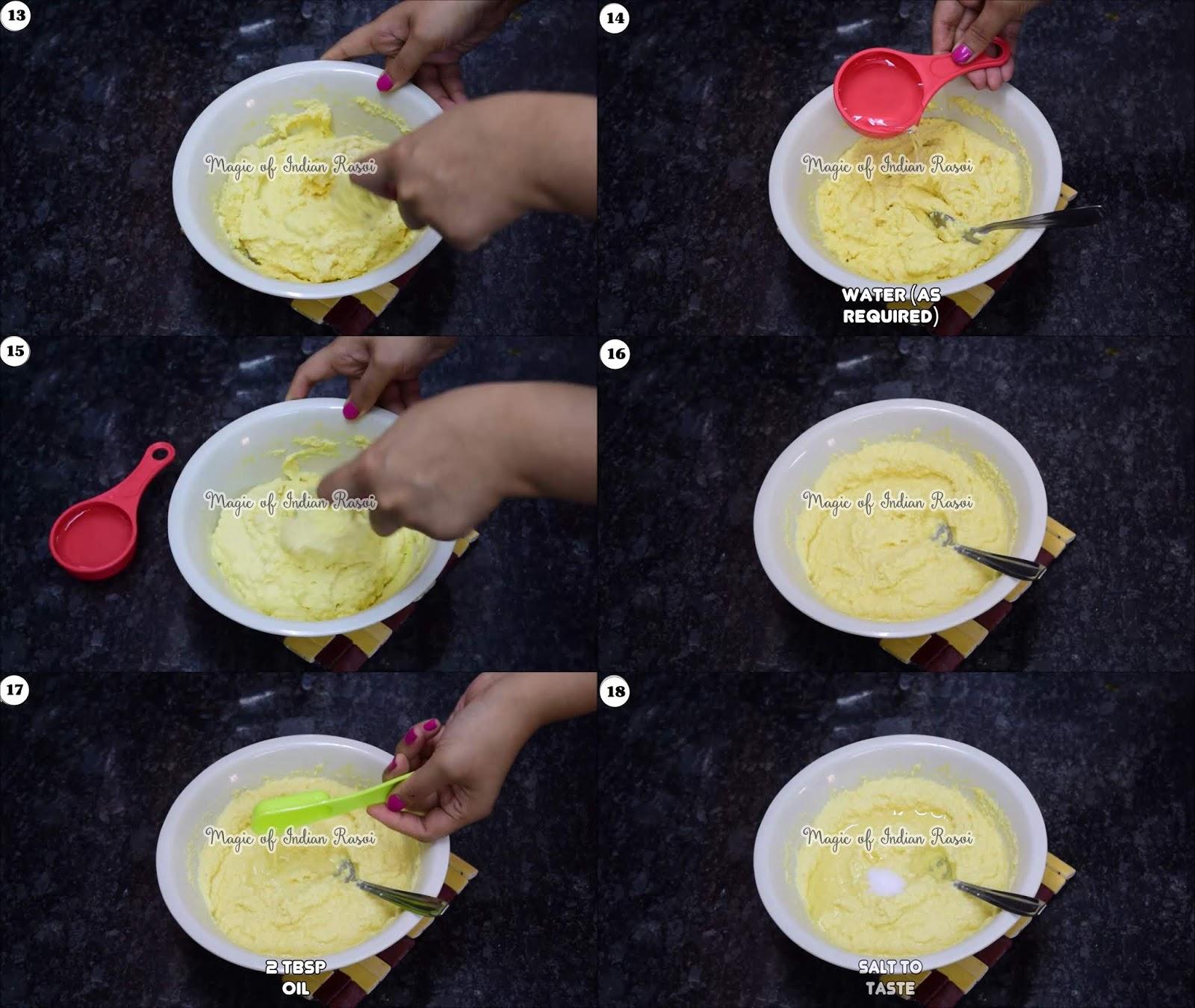 Tam Tam Khaman Dhokla Recipe - 4