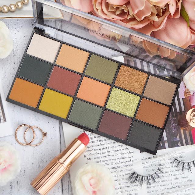 Makeup Revolution Iconic Division Palette, Lovelaughslipstick Blog