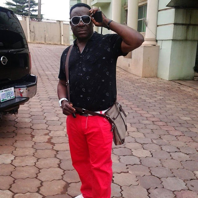 John Okafor Mr Ibu Dazzles In New Photos