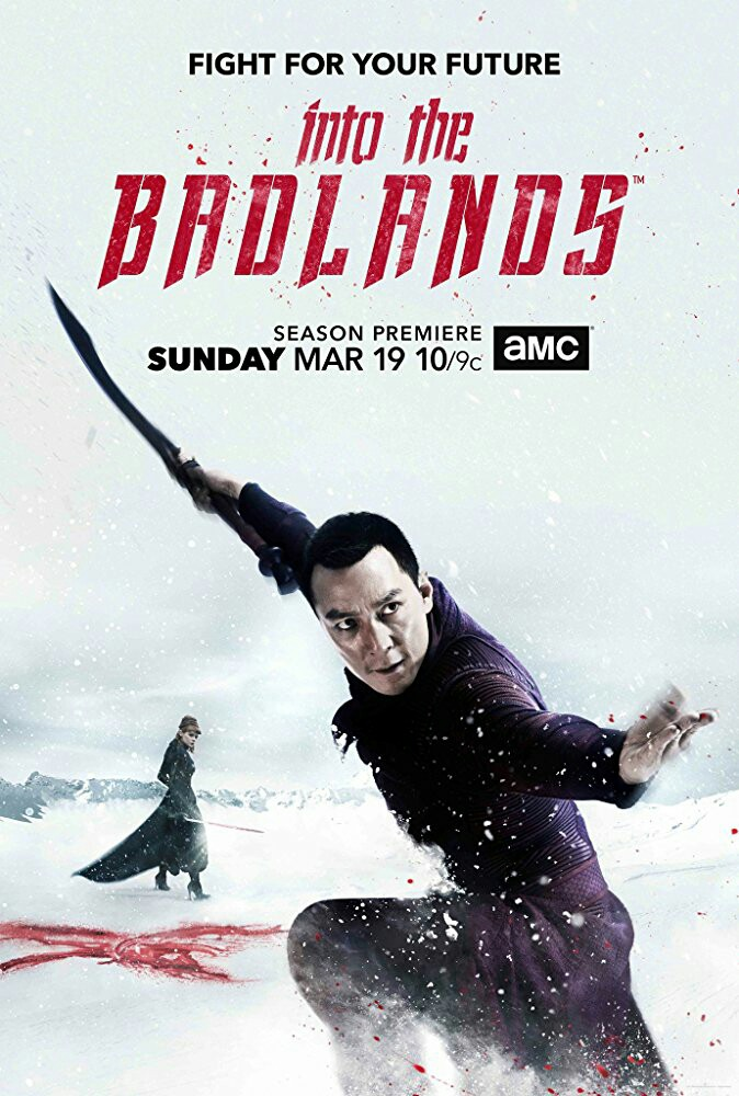 VIDEO: Into The Badlands 2015