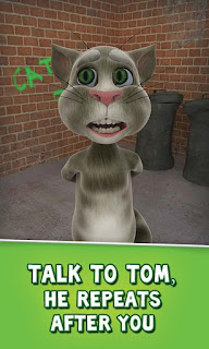 Talking Tom Cat Free 2.0.1 Apk