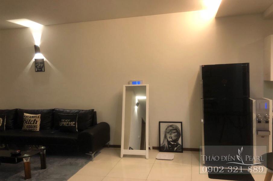 Cho thuê Thảo Điền Pearl 2PN tầng 8 full nội thất - hình 5