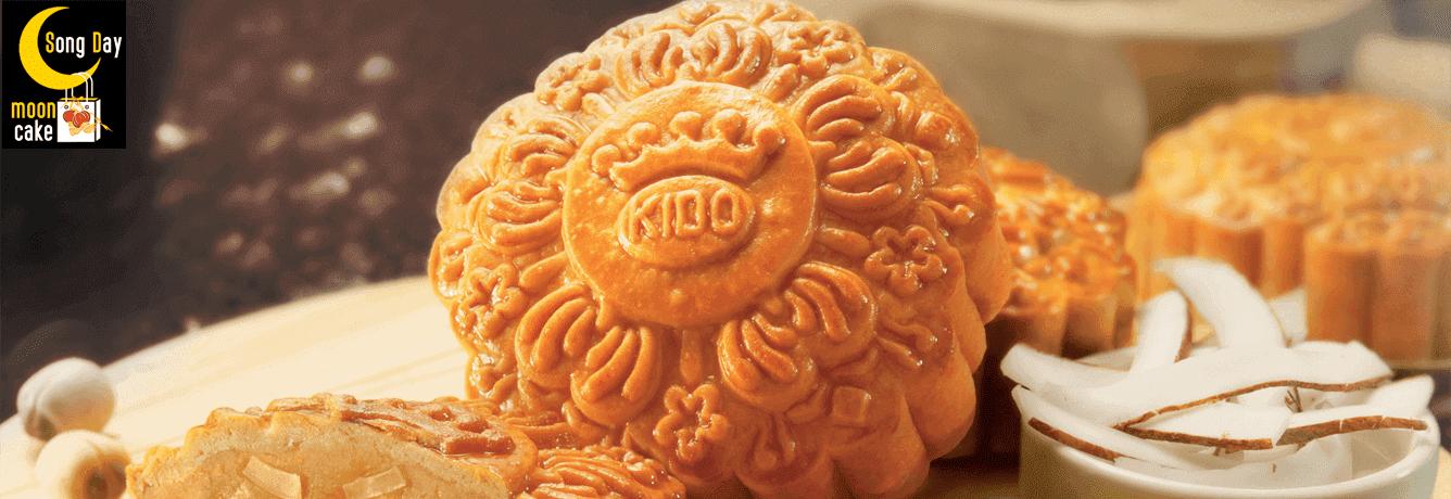 Bánh trung thu Kinh Đô Sông Đáy