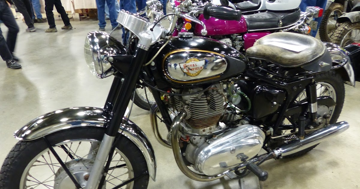 oldmotodude 1965 royal enfield interceptor 750 on display at the 2016 idaho vintage motorcycle. Black Bedroom Furniture Sets. Home Design Ideas