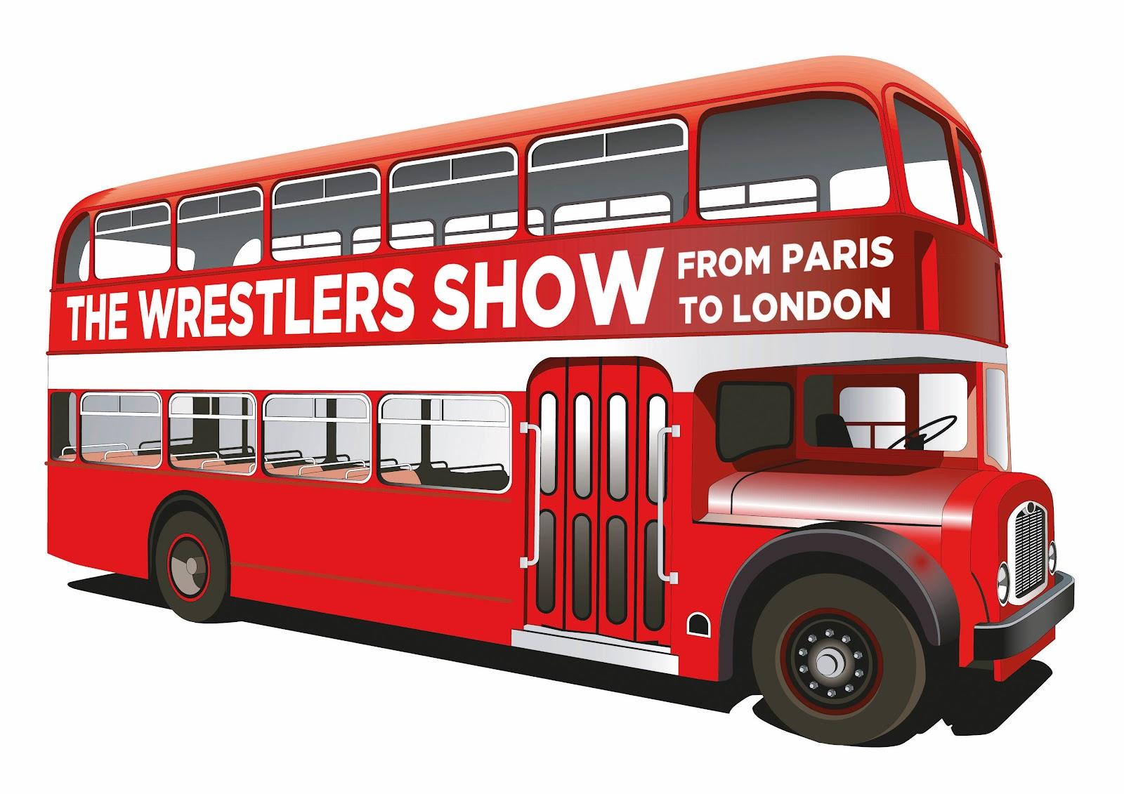 la lutte mon sport la gr co mon style the wrestlers show from paris to london. Black Bedroom Furniture Sets. Home Design Ideas
