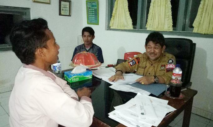 KPU Bone Tes Wawancara Calon PPS di Kecamatan Libureng