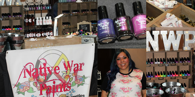 Indie Expo Canada Toronto 2017 Native War Paints