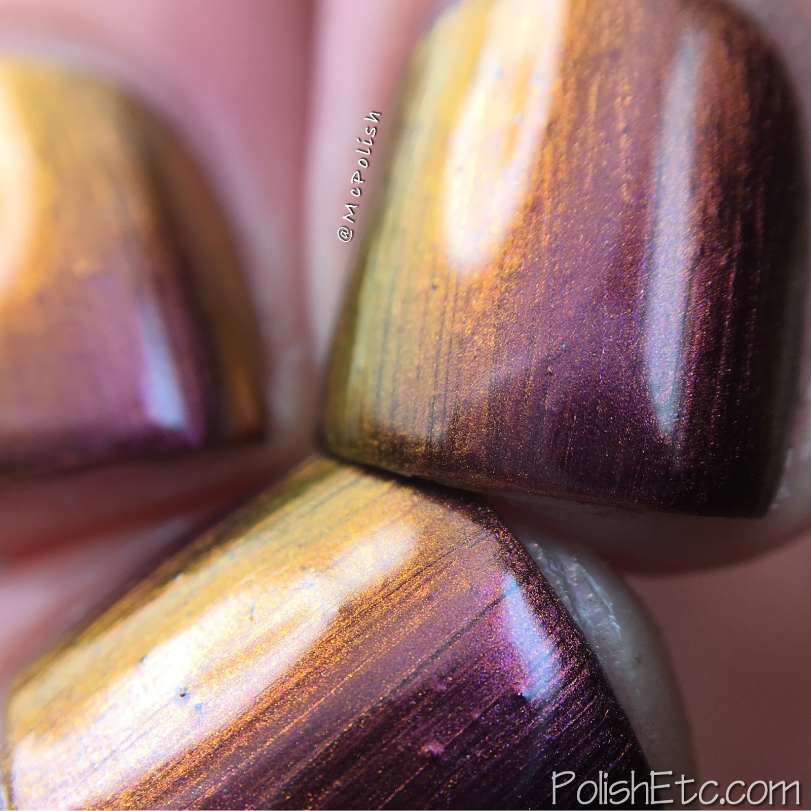 KBShimmer Multichromes Summer 2017 - McPolish - It's A Blazing