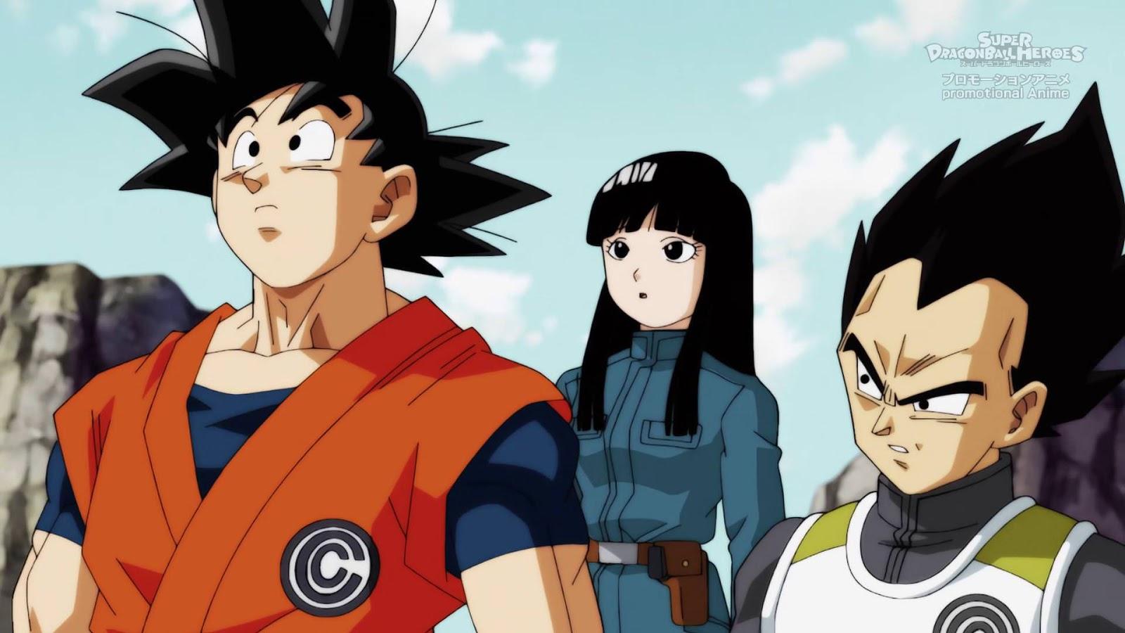 Dragon Ball Heroes Bs