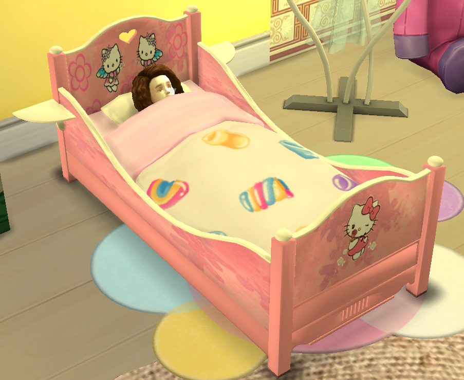 how to get a baby girl sims 4