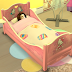 Sims 4 Custom Content Download : Classic Toddler Bed