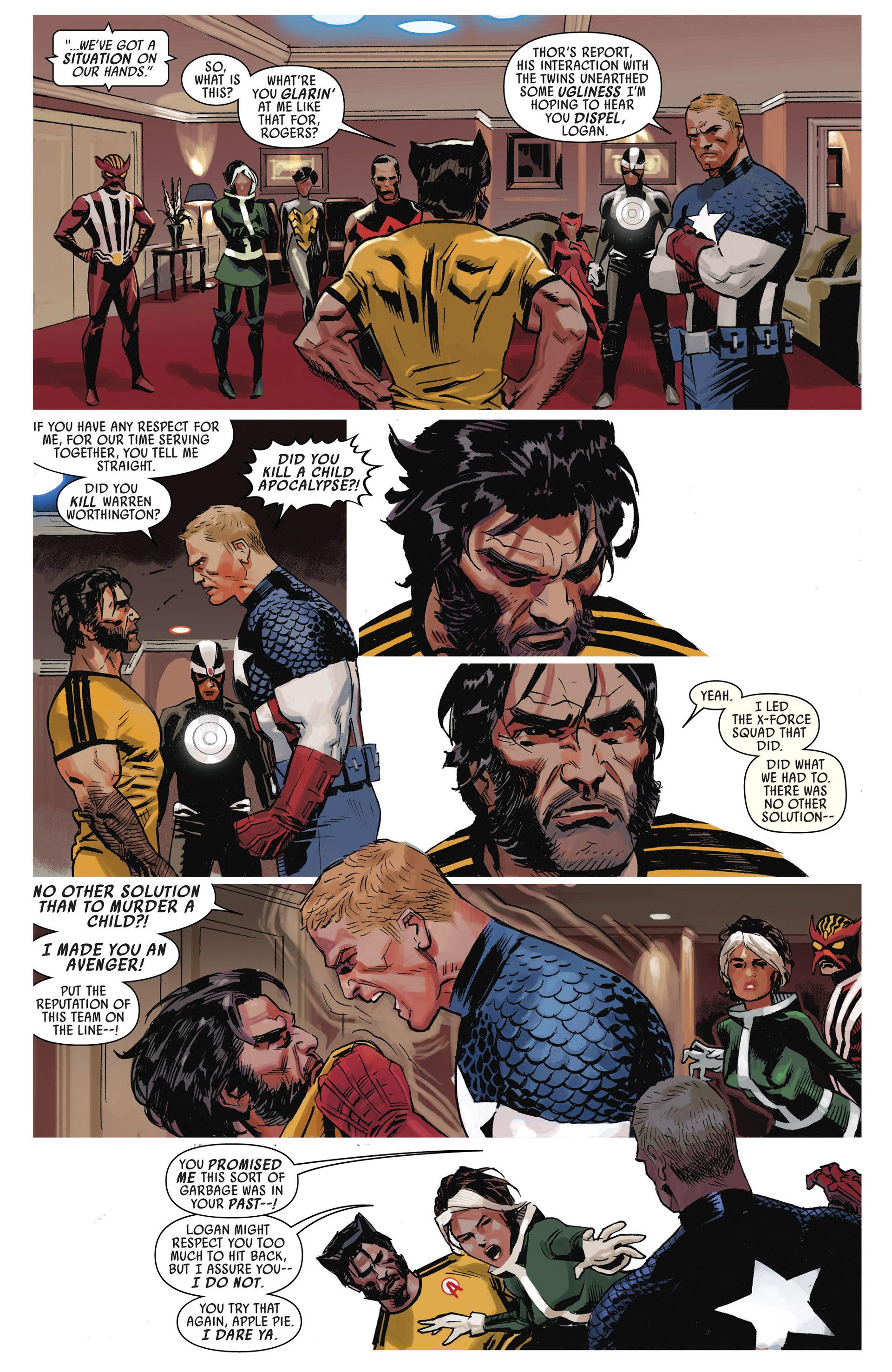 Read online Uncanny Avengers (2012) comic -  Issue #9 - 16