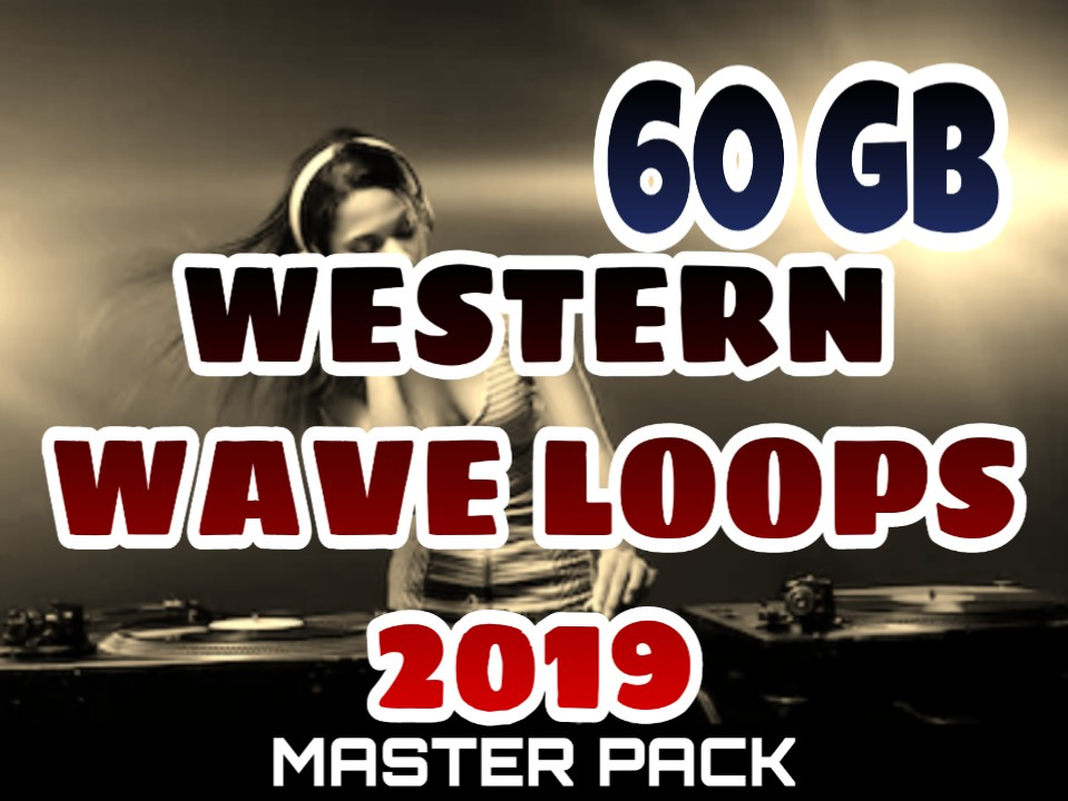 WESTERN 2019 FULL BEAT LOOP PACK ( 70GB PACK ) - TS Audio Lab Yamaha
