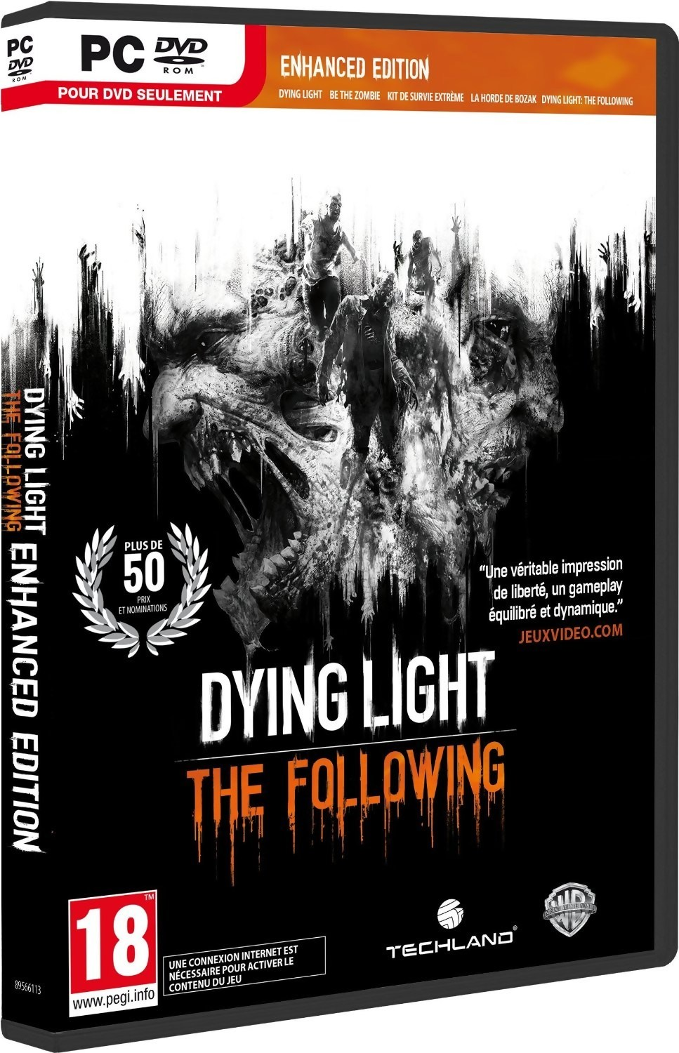Dying Light The Following Enhanced Edition PC Game