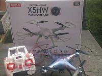 Review kelebihan drone syma X5HW