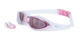 i-Swim Pro Swimming Goggles + Free nose clip & ear plugs!
