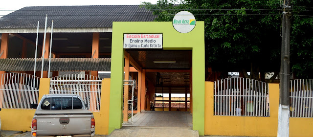 Escola Estadual de Ensino Médio Djalma Batista