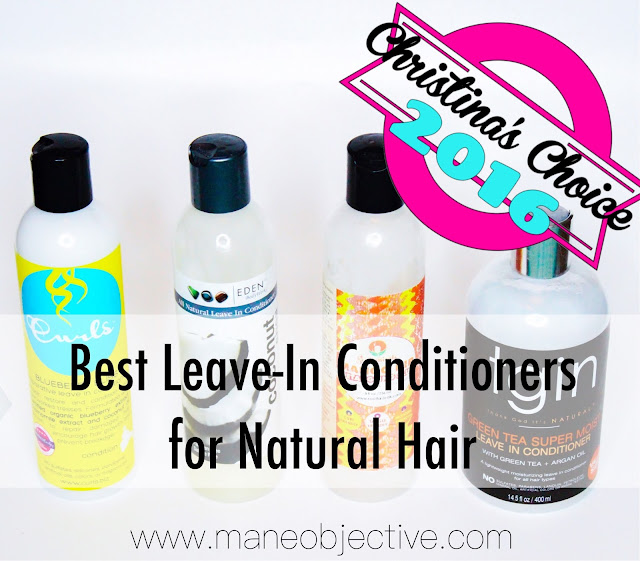 Best Leave-In Conditioners for Natural Hair